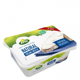 Crema de queso natural Arla 250 g.