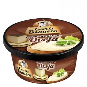 Crema de queso sabores ibéricos oveja