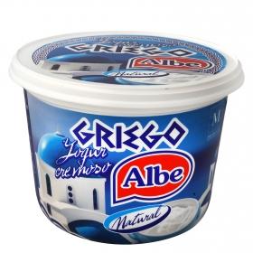 Yogur griego cremoso natural