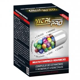 Complemento de vitaminas más minerales