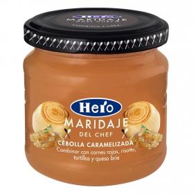 Maridaje de cebolla caramelizada Hero 215 g.