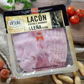 Lacón cocido extra asado a la leña De Antaño 180 g