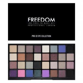 Paleta 32 sombras de ojos Jewel & Riches Freedom 1 ud.
