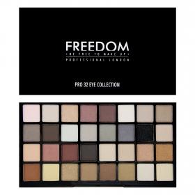 Paleta 32 sombra de ojos Innocent Collection Freedom 1 ud.