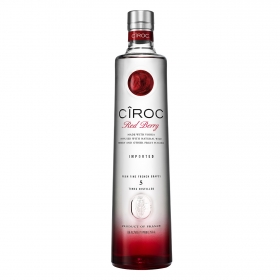 Vodka Cîroc red berry 75 cl.