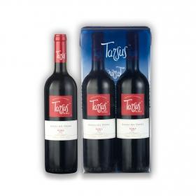 Lote 75: Estuche de vino D.O.