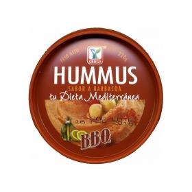 Hummus sabor barbacoa Y Griega envase 200 g.