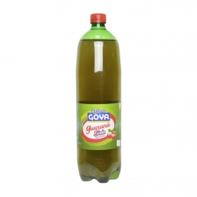 Refresco de guaraná Goya sin gas botella 1,5 l.