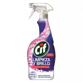 Limpiador multiusos con lejía Cif 750 ml.