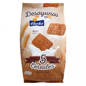 Galletas 5 cereales