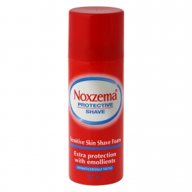 Espuma de afeitar extra protección