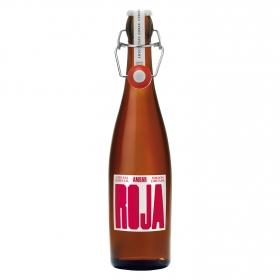 Cerveza Ambar Ambiciosas roja botella 50 cl.