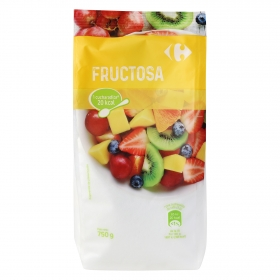Fructosa Carrefour 750 g.