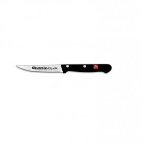 Cuchillo Chuletero de Acero inoxidable Classic 11 cm Negro