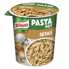 Pasta con salsa de setas Knorr 70 g.