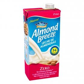 Leche de almendras Almond Breeze zero brik 1 l.