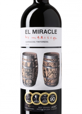 Miracle By Mariscal Tinto 2014