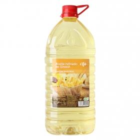 Aceite refinado de girasol