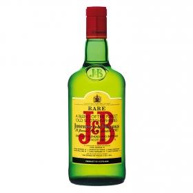 Whisky J&B escocés viejo