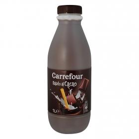 Batido de cacao Carrefour botella 1 l.