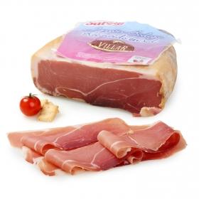 Centro de jamón curado bodega reducido en sal Villar al corte 150 g aprox