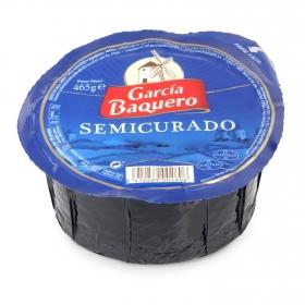 Queso semicurado mezcla mini García Baquero pieza 465 g