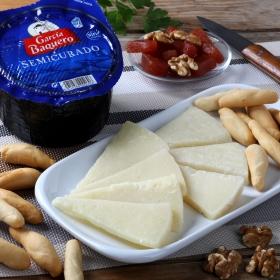 Mini queso semicurado