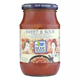 Salsa agridulce Blue Dragon tarro 390 g.