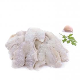 Cocochas de bacalao salado Carrefour 500 g aprox.