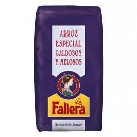 Arroz para caldosos La Fallera 1 kg.