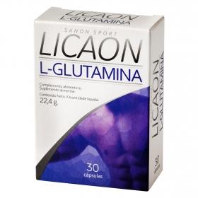Complemento alimenticio L-Glutamina