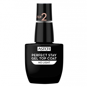 Laca de uñas Perfect Stay Gel Top Coat nº 001 Transparent Astor 1 ud.