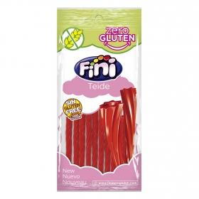 Regaliz de goma Teide Fini sin gluten 80 g.