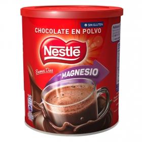 Cacao soluble con magnesio Nestlé Gold sin gluten 390 g.