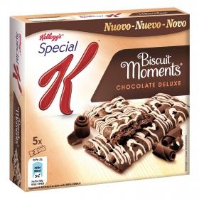 Barrita de chocolate deluxe Biscuits moments