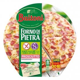Pizza Proscuito Forno Di Pietra Buitoni sin gluten 365 g.