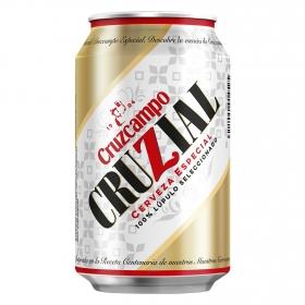 Cerveza especial Cruzial