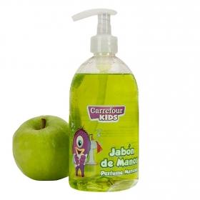 Jabón de manos perfume manzana