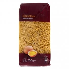 Fideo al huevo Carrefour 500 g.