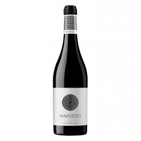 Vino D.O. Rioja tinto Malpuesto 75 cl.