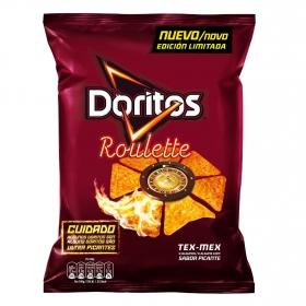 Triángulos de maíz roulette