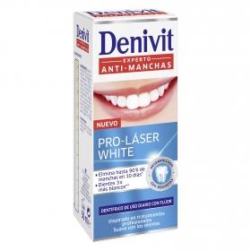 Dentífrico Pro-Láser White experto anti-manchas