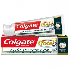Pasta dentífrica Total Acción en Profundidad