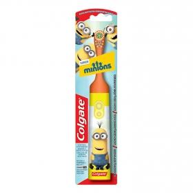 Cepillo dental eléctrico Minions extra suave