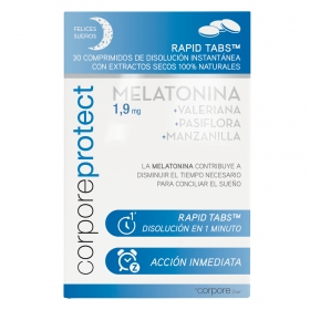 Melatonina Corpore Protect 30 ud.