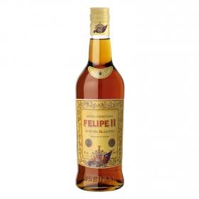 Bebida espirituosa Felipe II Agustín Blázquez