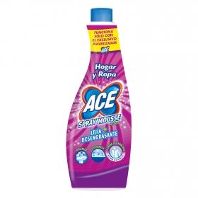 Spray mousse recambio lejía + desengrasante