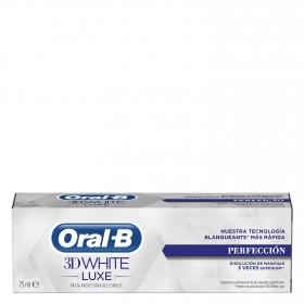 Dentífrico 3D White Luxe Perfección