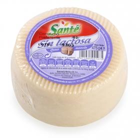 Queso semicurado mezcla sin lactosa mini Santé pieza 475 g