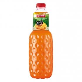 Zumo de zanahoria y naranja